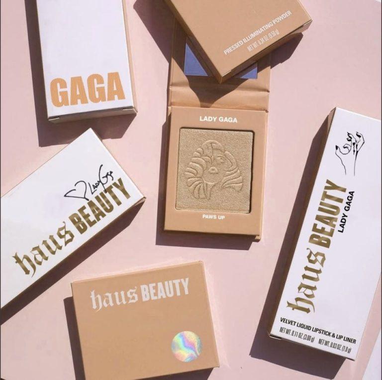 Haus Beauty: arriva la linea make-up di Lady Gaga