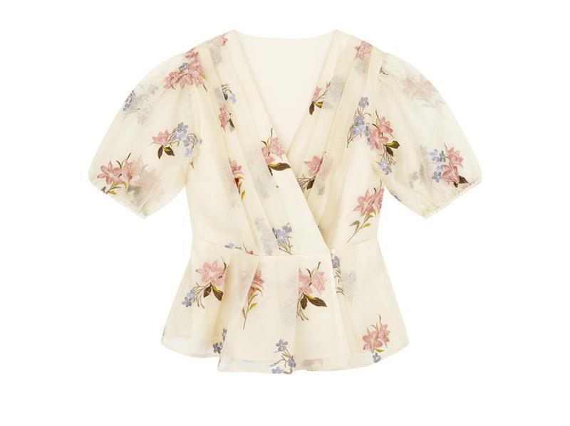 ASOS-DESIGN-short-sleeve-organza-wrap-top-with-embroidery,-£36,-700-u,-MID-FEB