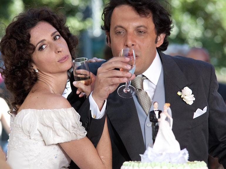 Enrico Brignano matrimonio