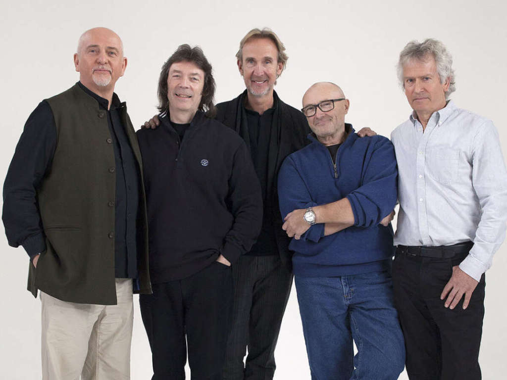 Genesis band