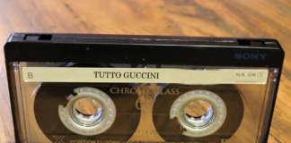 شريط كاسيت Guccini