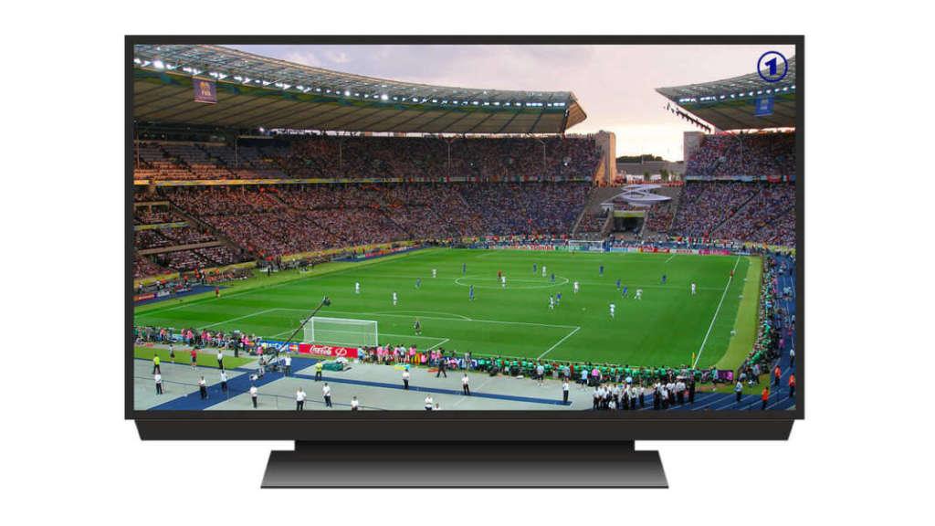 Il calcio cambia televisore