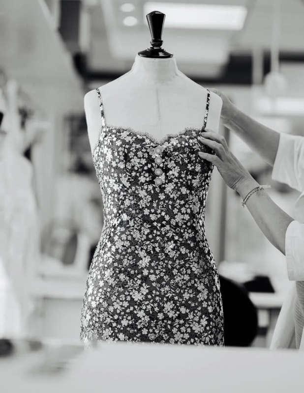 အော်စကာ 2021, Chanel အတွက် Margot ရော်ဘီ