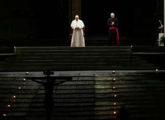 via crucis papa francesco