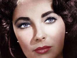 Elizabeth Taylor szeme