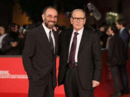 Ennio Morricone und Giuseppe Tornatore